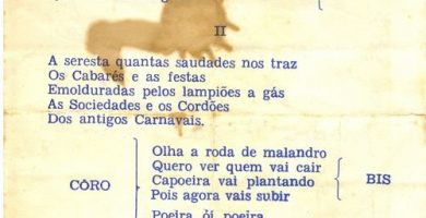 Sambas antigos