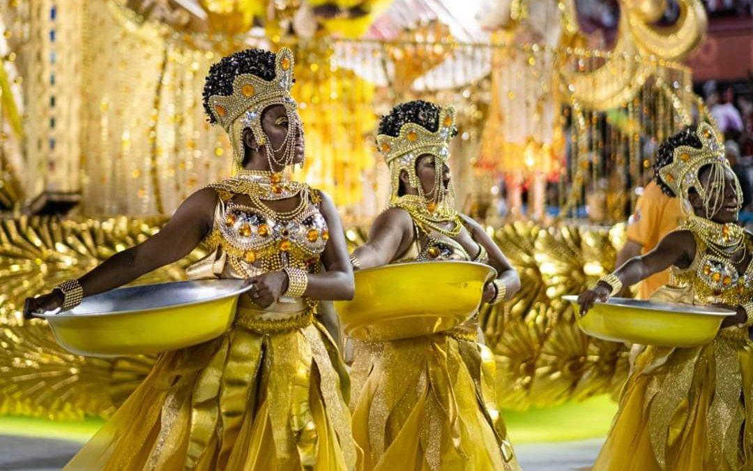 Viradouro é Campeã do Carnaval 2020
